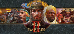Cover for Age of Empires II: Definitive Edition.