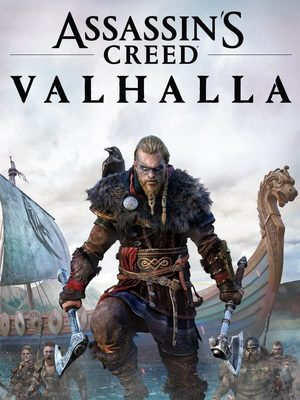 Cover for Assassin's Creed Valhalla.