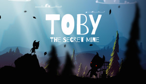 Cover for Toby: The Secret Mine.