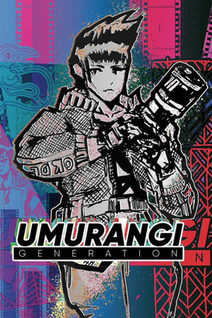 Cover for Umurangi Generation.