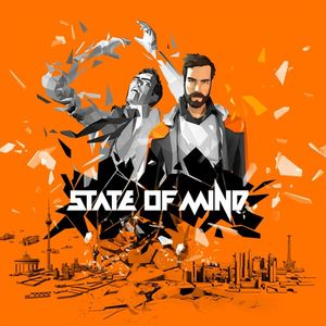 Cover for State of Mind.