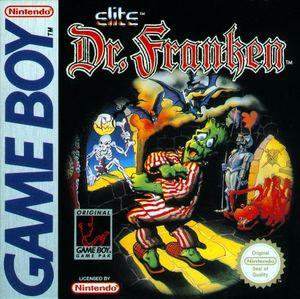 Cover for Dr. Franken.