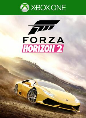 Cover for Forza Horizon 2.