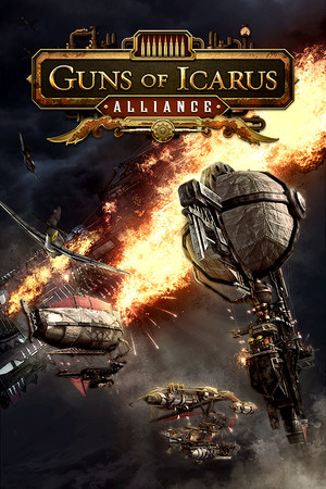 Cover for Guns of Icarus Alliance.