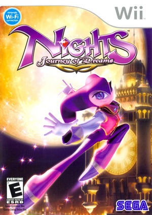 Cover for Nights: Journey of Dreams.