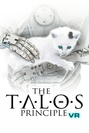 Cover for The Talos Principle VR.