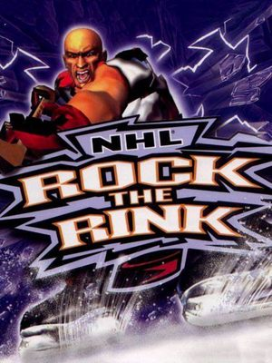 Cover for NHL Rock the Rink.