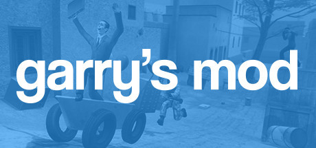 Cover for Garry's Mod.