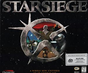 Cover for Starsiege.