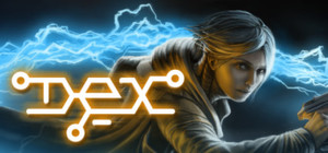 Cover for Dex.