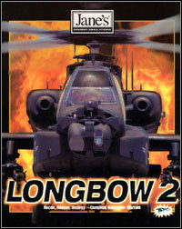 Cover for Jane's Longbow 2.