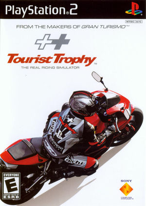 Cover for Tourist Trophy.