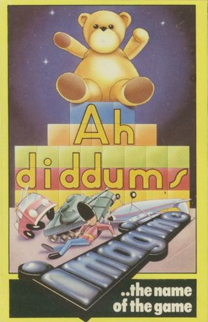 Cover for Ah Diddums.