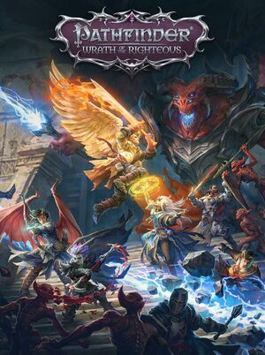 Cover for Pathfinder: Wrath of the Righteous.