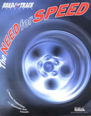 Cover for The Need for Speed.