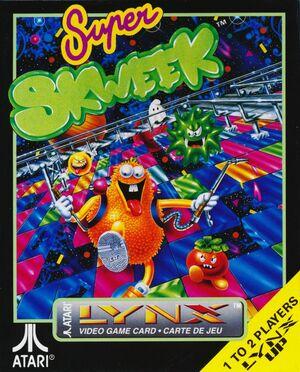 Cover for Super Skweek.
