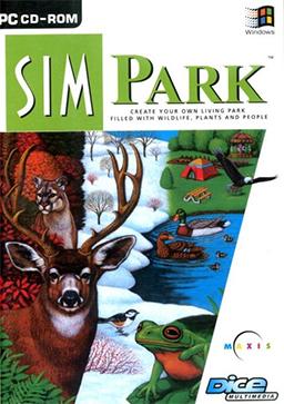 Cover for SimPark.