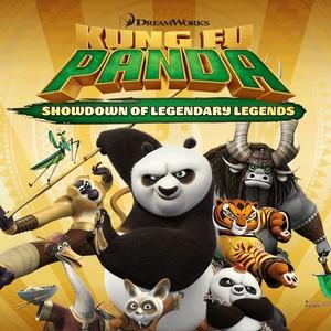 Cover for Kung Fu Panda: Showdown of Legendary Legends.