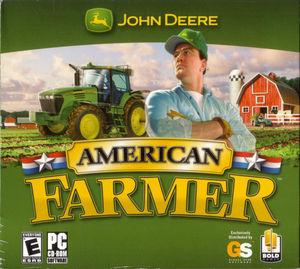 Cover for John Deere: American Farmer.