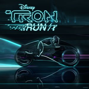 Cover for Tron RUN/r.