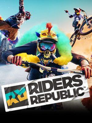 Cover for Riders Republic.