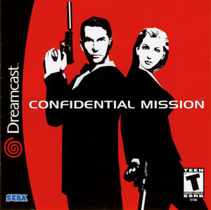 Cover for Confidential Mission.