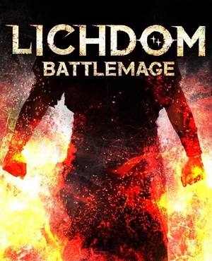 Cover for Lichdom: Battlemage.