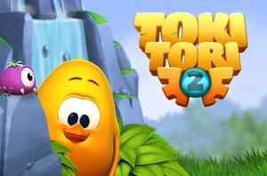Cover for Toki Tori 2.