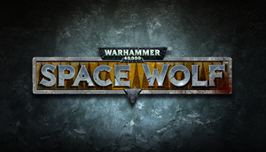 Cover for Warhammer 40,000: Space Wolf.