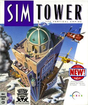 Cover for SimTower.