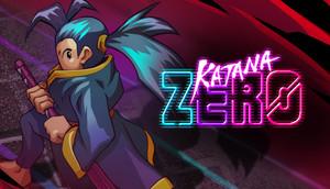Cover for Katana Zero.