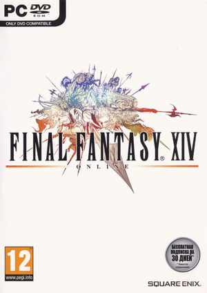 Cover for Final Fantasy XIV.
