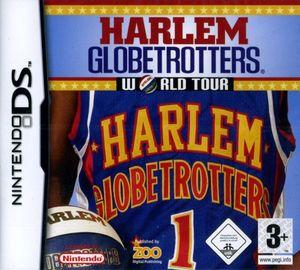 Cover for Harlem Globetrotters: World Tour.