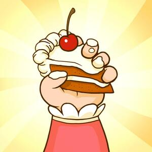 Cover for Fat Princess: Piece of Cake.