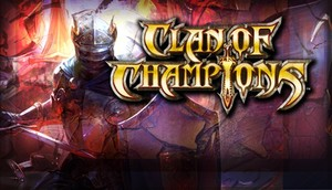 Cover for Clan of Champions.