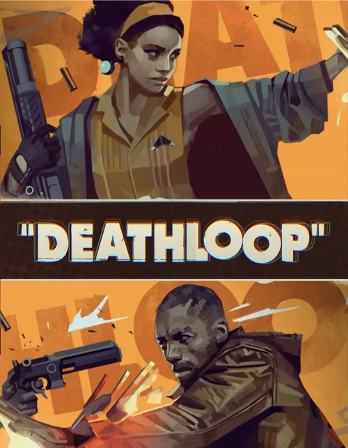 Cover for Deathloop.