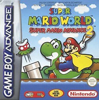 Cover for Super Mario World: Super Mario Advance 2.