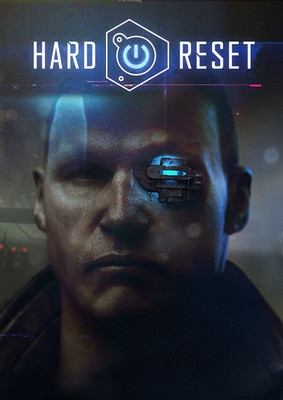 Cover for Hard Reset.