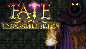 Cover for Fate: Undiscovered Realms.