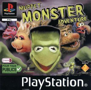 Cover for Muppet Monster Adventure.