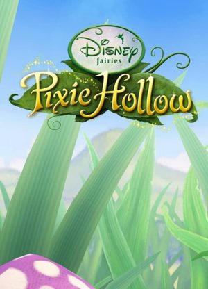 Cover for Pixie Hollow.