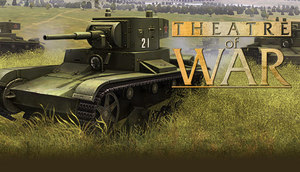 Cover for Theatre of War.