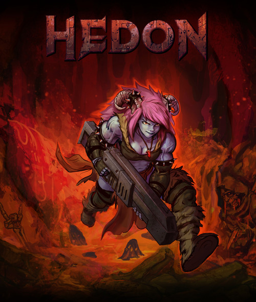 Cover for Hedon.