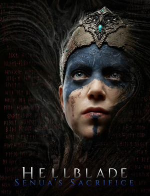 Cover for Hellblade: Senua's Sacrifice.