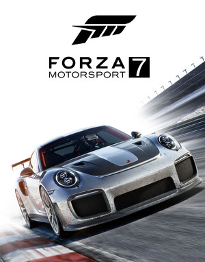 Cover for Forza Motorsport 7.