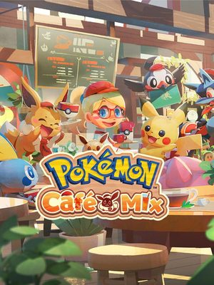 Cover for Pokémon Café Mix.