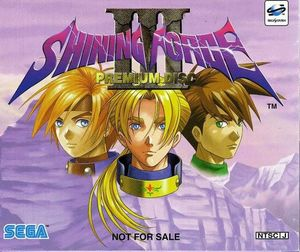 Cover for Shining Force III: Premium Disc.