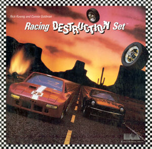 Cover for Racing Destruction Set.