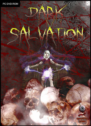 Cover for Dark Salvation.