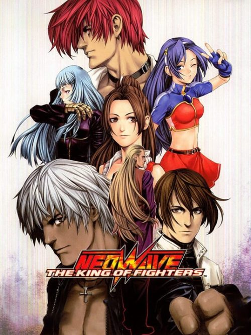 Cover for The King of Fighters Neowave.